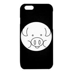 Pig Logo iPhone 6/6S TPU Case