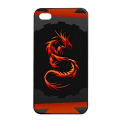 Dragon Apple iPhone 4/4s Seamless Case (Black)