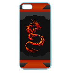 Dragon Apple Seamless iPhone 5 Case (Color)