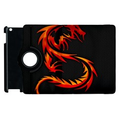 Dragon Apple iPad 2 Flip 360 Case