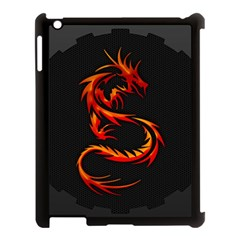 Dragon Apple iPad 3/4 Case (Black)