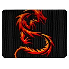 Dragon Samsung Galaxy Tab 7  P1000 Flip Case