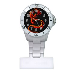Dragon Plastic Nurses Watch