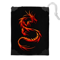 Dragon Drawstring Pouches (XXL)