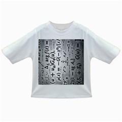 Science Formulas Infant/toddler T Shirts