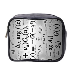 Science Formulas Mini Toiletries Bag 2 Side