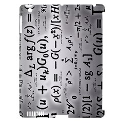 Science Formulas Apple Ipad 3/4 Hardshell Case (compatible With Smart Cover)