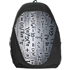 Science Formulas Backpack Bag