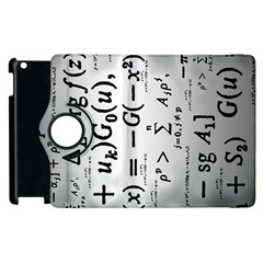 Science Formulas Apple iPad 2 Flip 360 Case