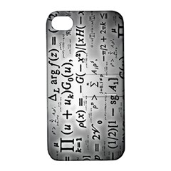 Science Formulas Apple iPhone 4/4S Hardshell Case with Stand