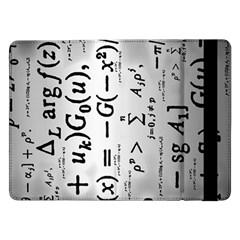Science Formulas Samsung Galaxy Tab Pro 12 2  Flip Case
