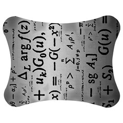 Science Formulas Jigsaw Puzzle Photo Stand (bow)