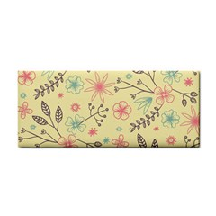Seamless Spring Flowers Patterns Cosmetic Storage Cases