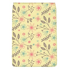 Seamless Spring Flowers Patterns Flap Covers (L)