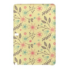 Seamless Spring Flowers Patterns Samsung Galaxy Tab Pro 12.2 Hardshell Case