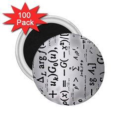 Science Formulas 2.25  Magnets (100 pack)