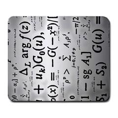 Science Formulas Large Mousepads