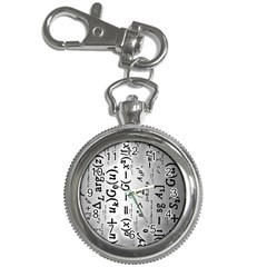 Science Formulas Key Chain Watches