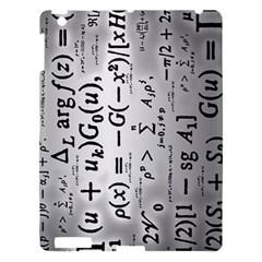 Science Formulas Apple iPad 3/4 Hardshell Case