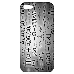 Science Formulas Apple Iphone 5 Hardshell Case