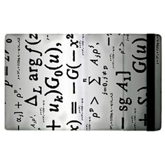 Science Formulas Apple iPad 2 Flip Case