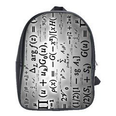 Science Formulas School Bags (XL)