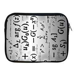 Science Formulas Apple iPad 2/3/4 Zipper Cases