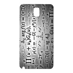 Science Formulas Samsung Galaxy Note 3 N9005 Hardshell Back Case