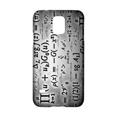 Science Formulas Samsung Galaxy S5 Hardshell Case