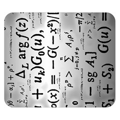 Science Formulas Double Sided Flano Blanket (small)