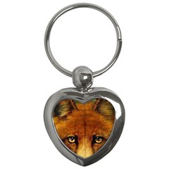 Fox Key Chains (heart)