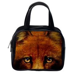 Fox Classic Handbags (One Side)