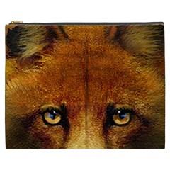 Fox Cosmetic Bag (XXXL)