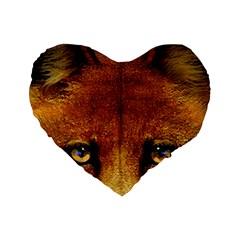 Fox Standard 16  Premium Heart Shape Cushions