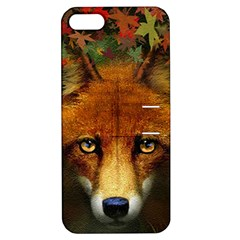 Fox Apple iPhone 5 Hardshell Case with Stand