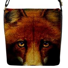 Fox Flap Messenger Bag (S)