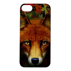 Fox Apple iPhone 5S/ SE Hardshell Case