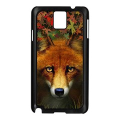 Fox Samsung Galaxy Note 3 N9005 Case (Black)