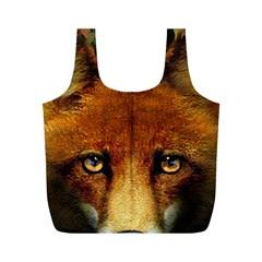 Fox Full Print Recycle Bags (M)