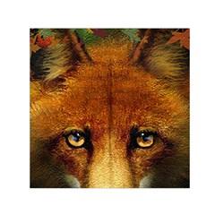 Fox Small Satin Scarf (Square)