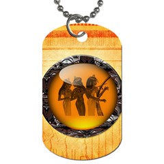 Maps Egypt Dog Tag (Two Sides)