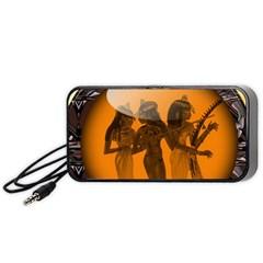 Maps Egypt Portable Speaker (Black)