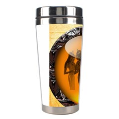 Maps Egypt Stainless Steel Travel Tumblers