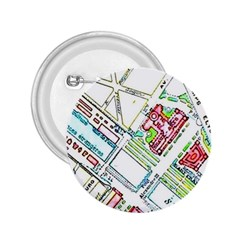 Paris Map 2 25  Buttons