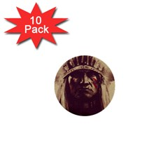 Indian 1  Mini Buttons (10 Pack)