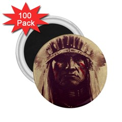 Indian 2.25  Magnets (100 pack)