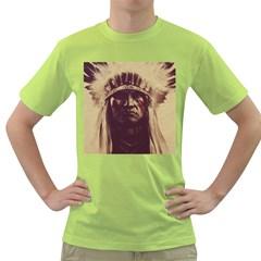 Indian Green T-Shirt