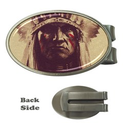 Indian Money Clips (Oval)