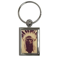 Indian Key Chains (rectangle)