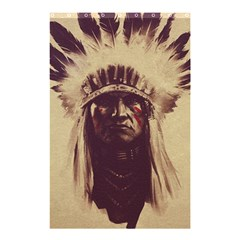 Indian Shower Curtain 48  X 72  (small)